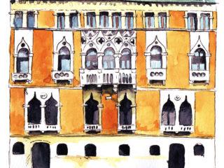 Estampado Venecia
