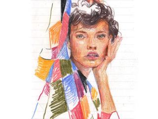Cuadernos de dibujo a color